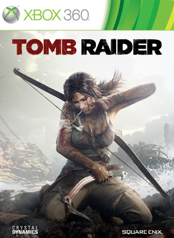 Vue sur Tomb Raider 2012