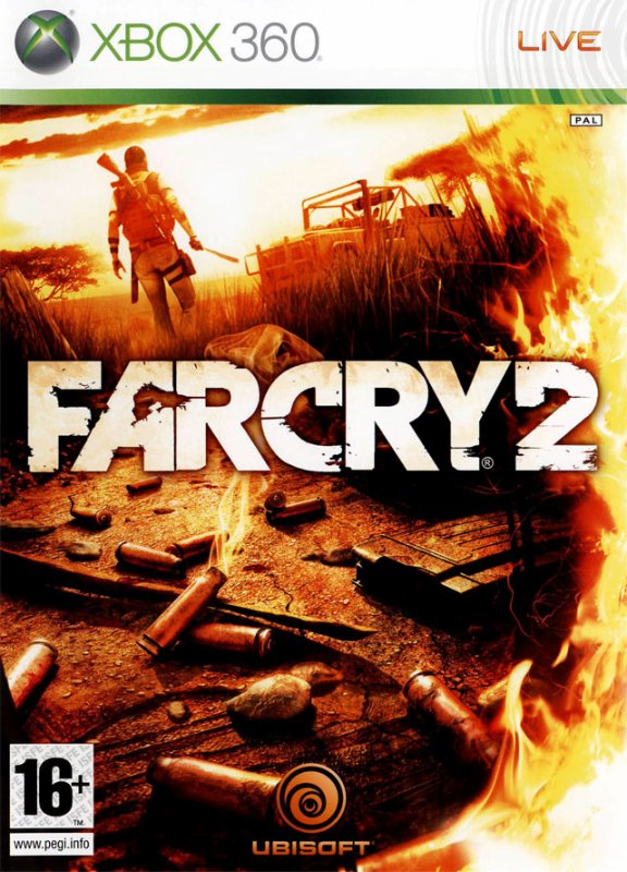 Far Cry 2:Un retour au source