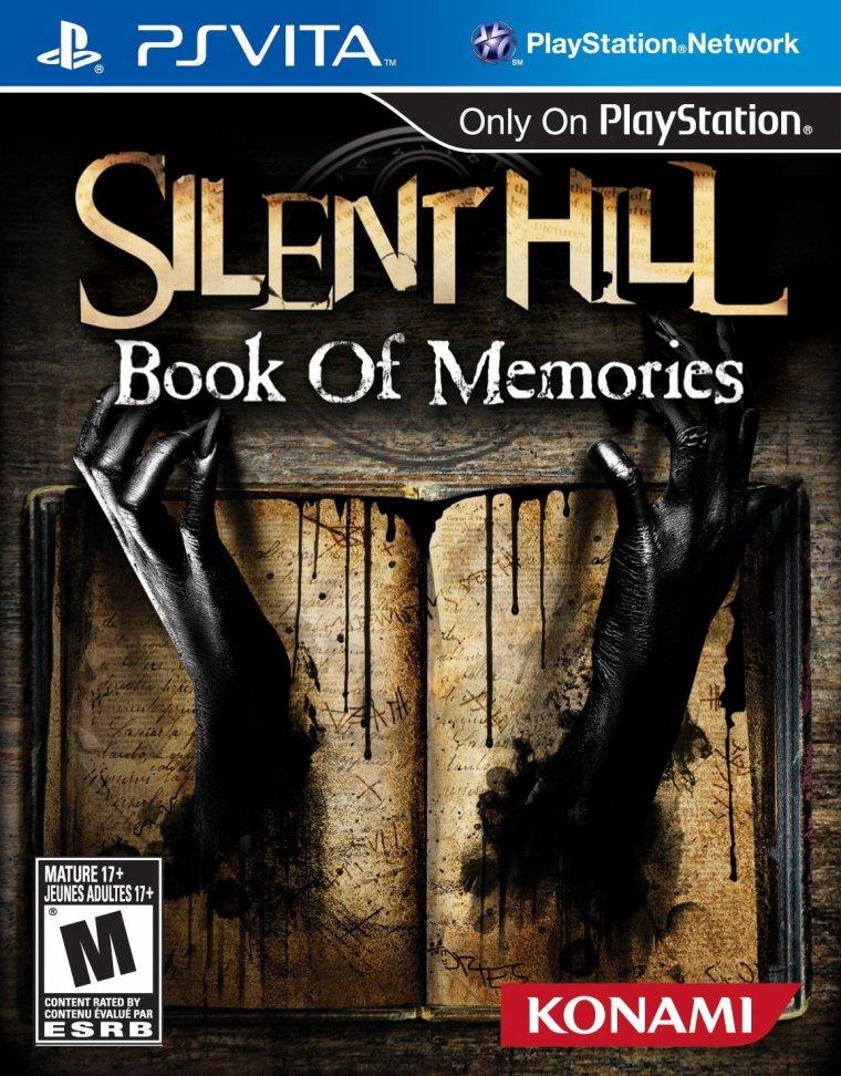 Silent Hill:Book of Memories