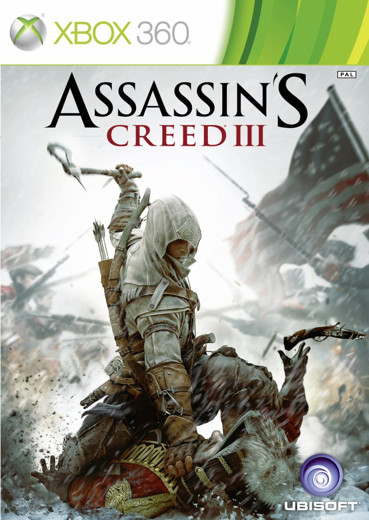 Assassin's Creed 3:Trailer officiel