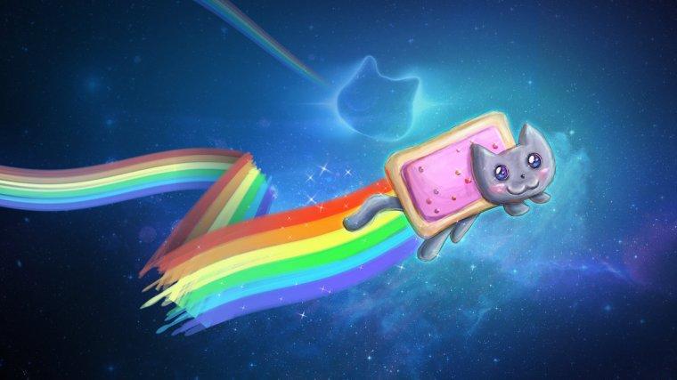 Nyan Cat:Venez en à bout une bonne fois pour toute