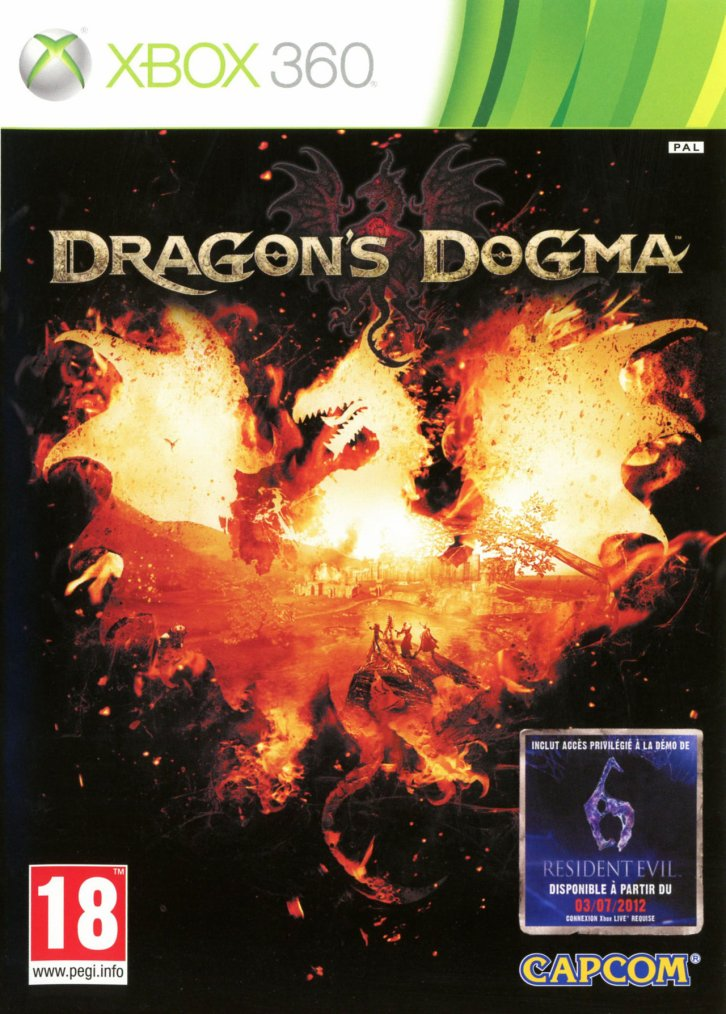 "Dragons""Dogma"