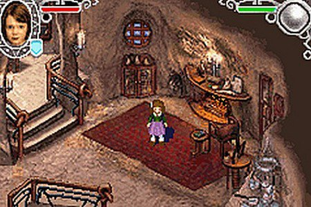Retro Test/Narnia chapitre 1/Gameboy Advance