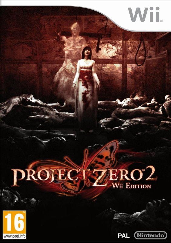 Project Zero 2:WII Edition