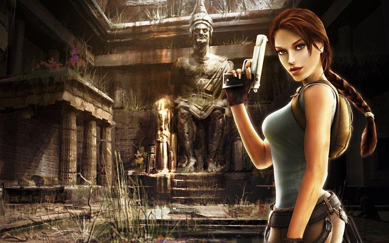 Tomb Raider:La demeure de Lara (dossier suite)