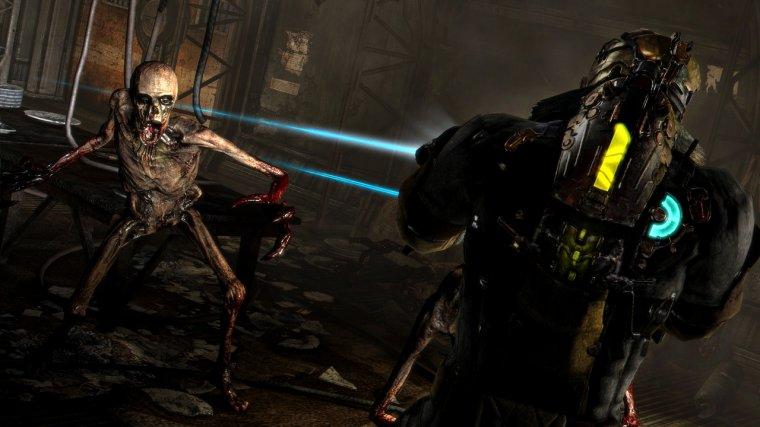 Dead Space 3:Encore des images...
