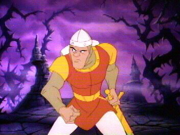 Test:Dragon's Lair (psp)