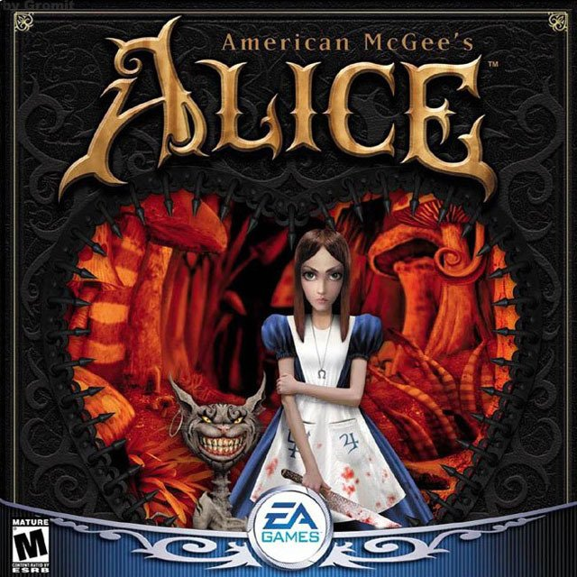 Américan Mcgee's Alice