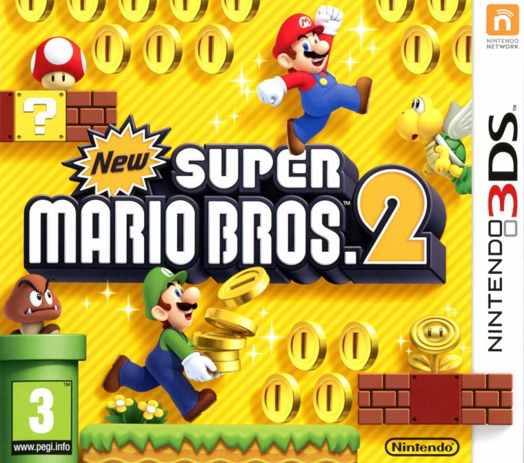 New Super Mario Bros 2 (+Rétro)
