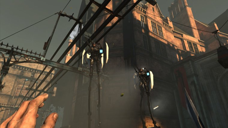 Dishonored:Trailer GC