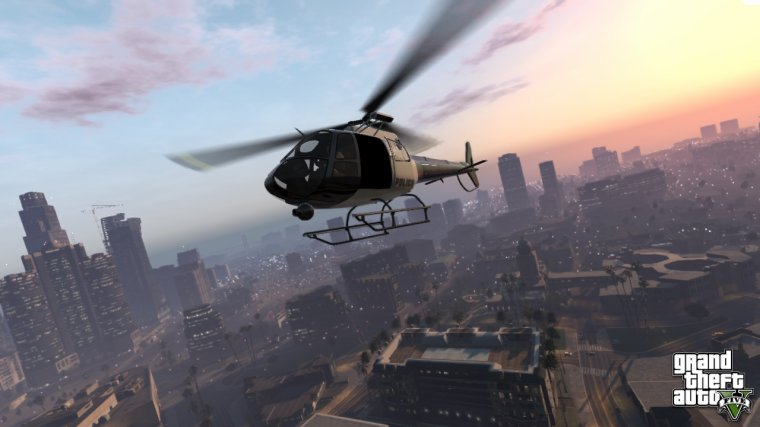 Grand Theft Auto 5:et on remet les vélos en circulation