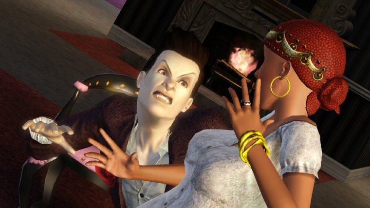 Les Sims 3:Super pouvoir (PC)
