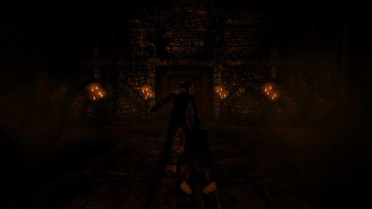 Amnésia:The Dark Descent