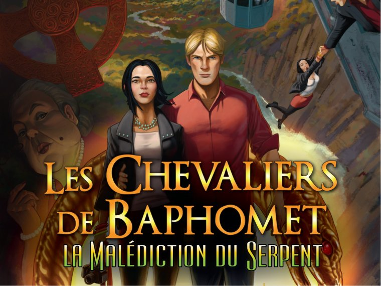 Les Chevaliers de Baphomet 5:La malédiction du Serpent