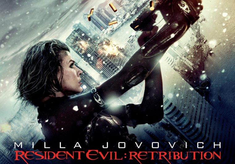Cinéma:Resident Evil:Retribution