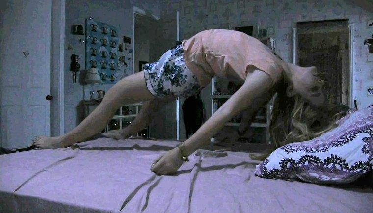 Cinéma:Paranormal Activity....