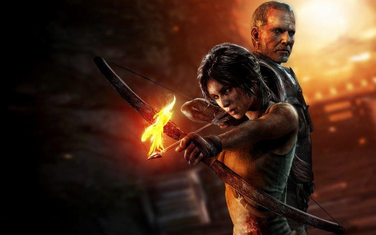 prochain test:Tomb Raider