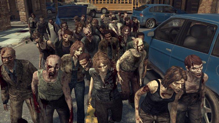 The Walking Dead:Survival Instinct
