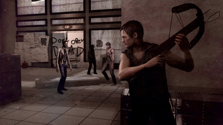 The Walking Dead:Survival Instinct