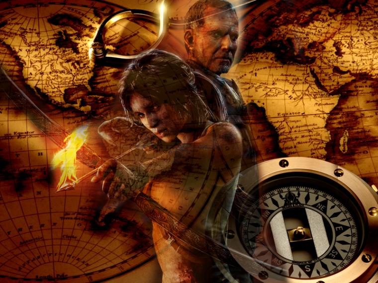 Tomb Raider:test