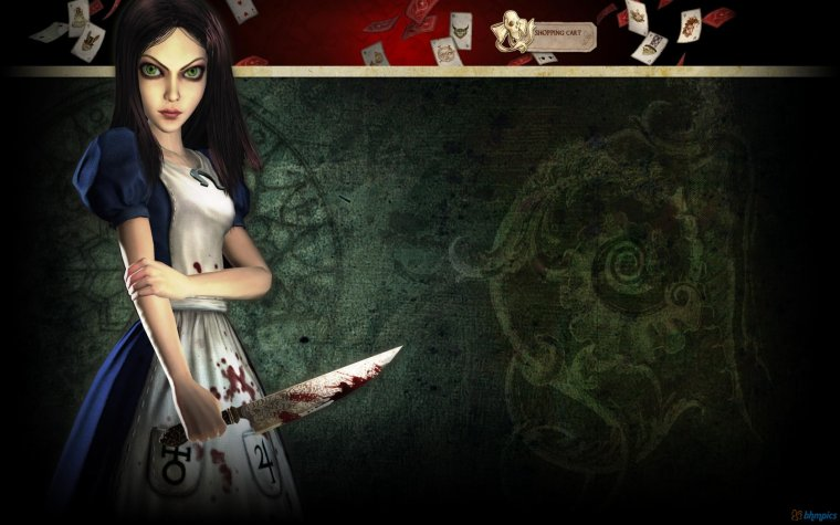 Alice:Madness Returns/Test