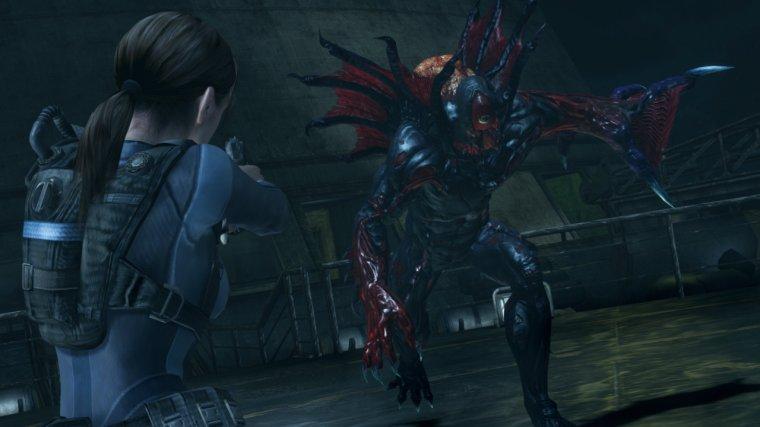 Resident Evil:Revelation (console)