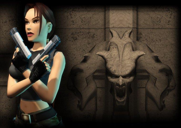 Tomb Raider: L'ange des ténébres...