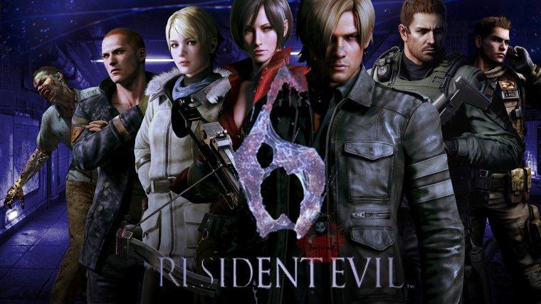 Resident Evil 6: Test global