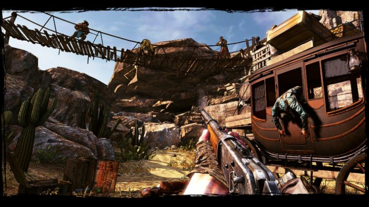 Call Of Juarez:Gunslinger