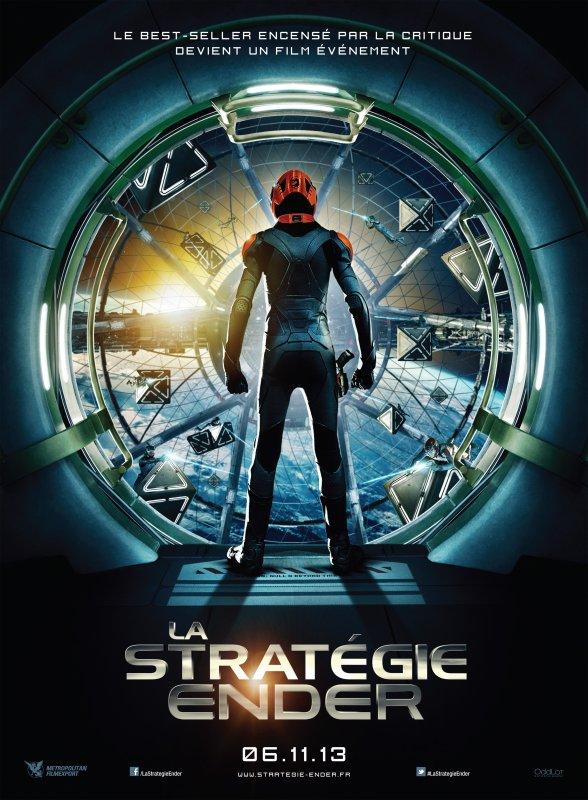 Cinéma: La Stratègie Ender