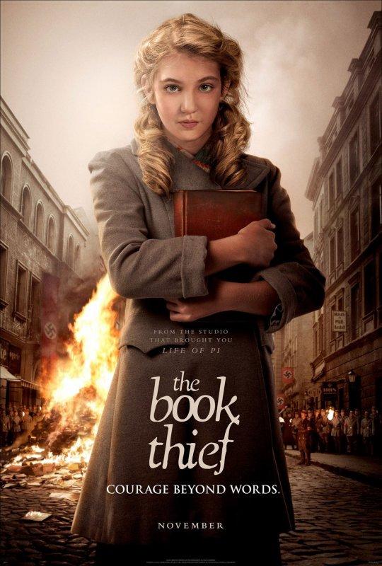 Cinéma: La voleuse de livre (The bookThief)