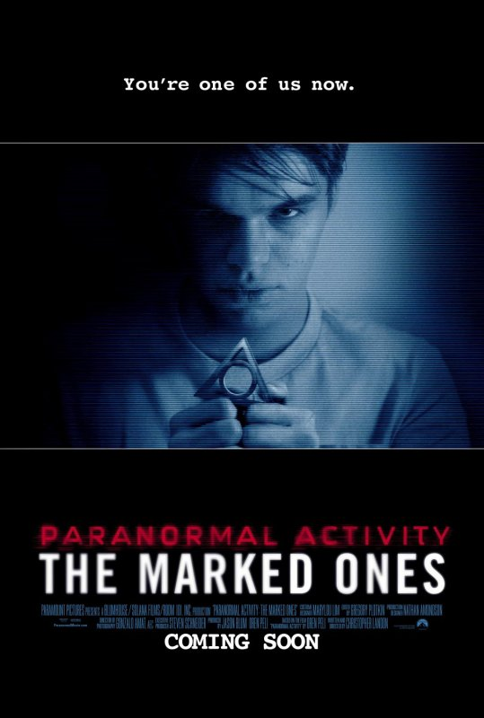 Cinéma: Paranormal Activity: The Marked Ones