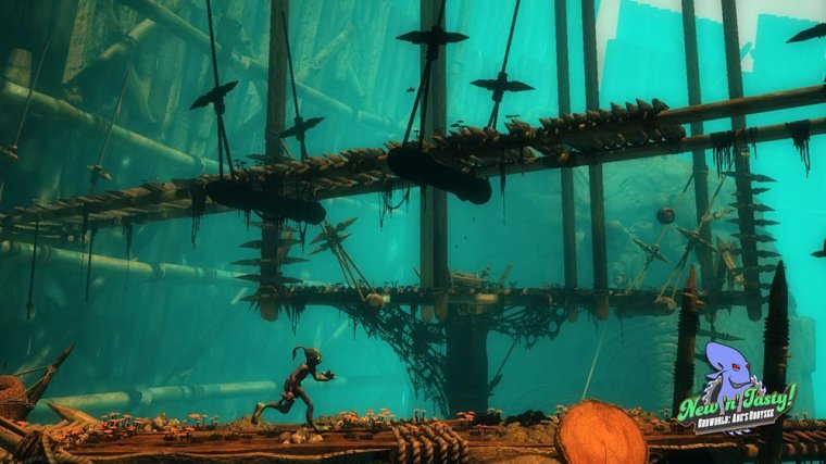 """Oddworld s'offre un """"Coming soon"""""""