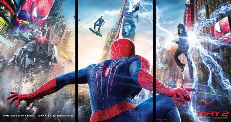 Cinéma: Amazing Spider Man 2