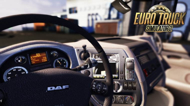 Test: Euro Truck Simulator 2 (Demo)