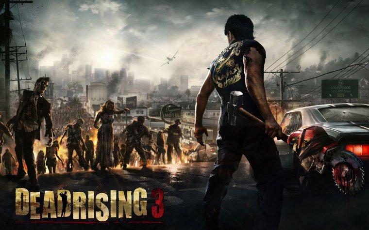 Dead Rising 3 E3 PC