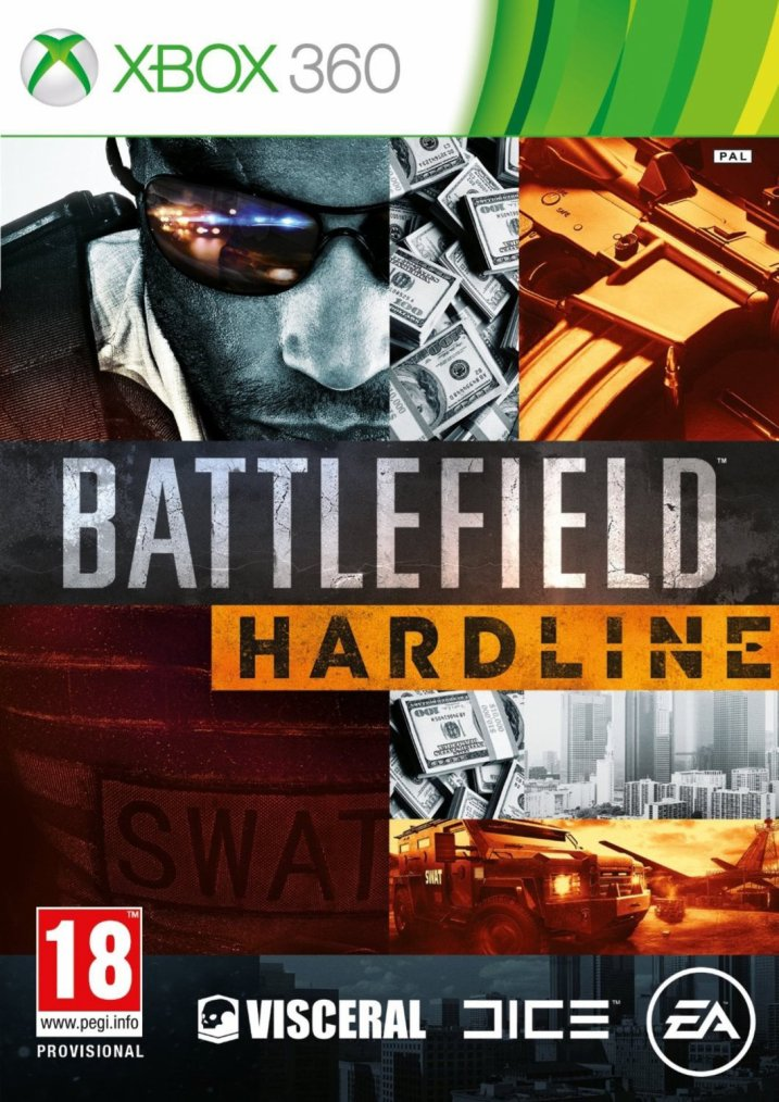 Battlefiled:Hardline E3