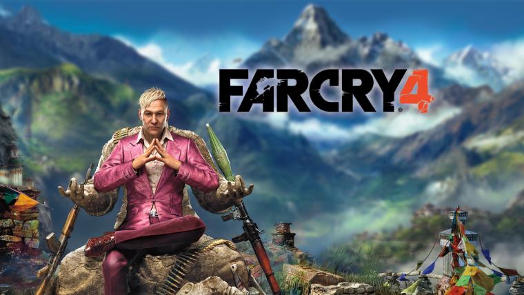 Far Cry 4 Trailer E3
