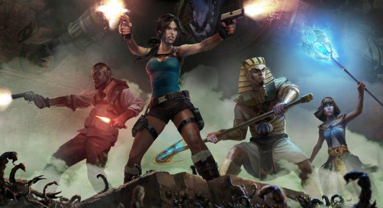 Lara Croft et le temple d'Osiris E3