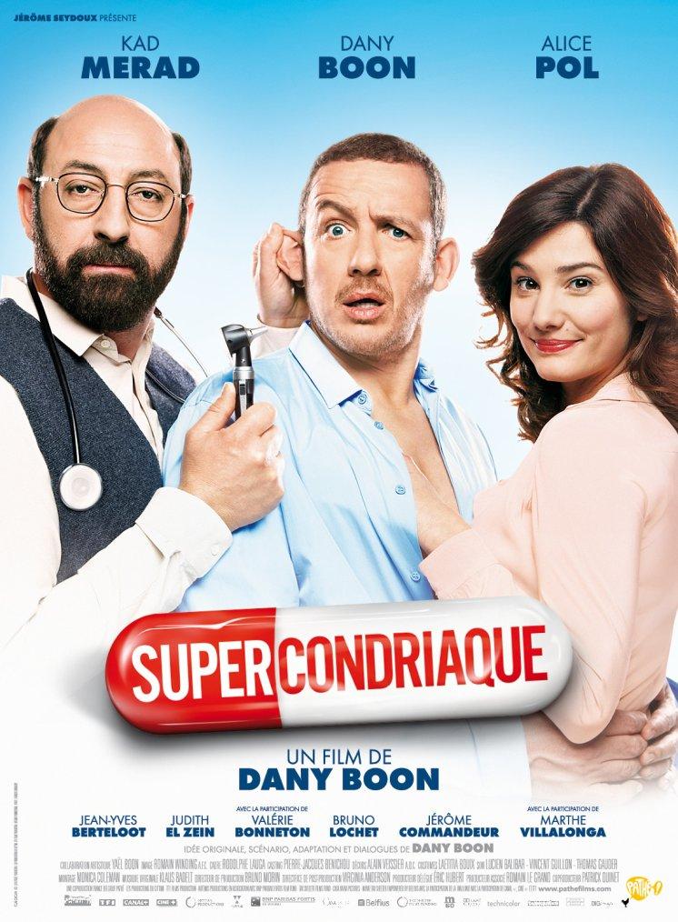 Cinéma:SuperCondriaque