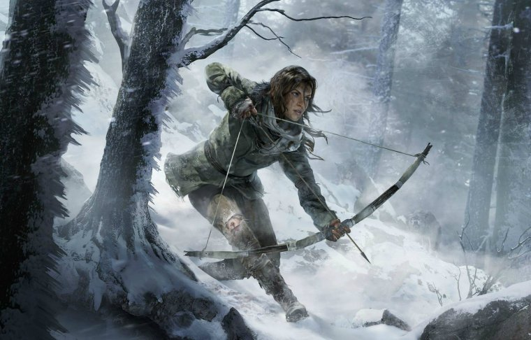Rise Of The Tomb Raider exclu Xbox One