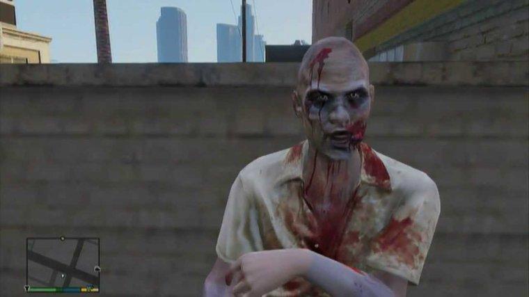 GTA Online, Des Zombies dans Los Santos?