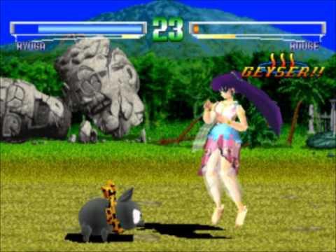 {Rétrogaming Test} Ranma 1/2 Battle Renaissance/PSX