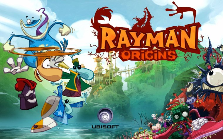 {Gaming Test} Rayman Origins/ PC