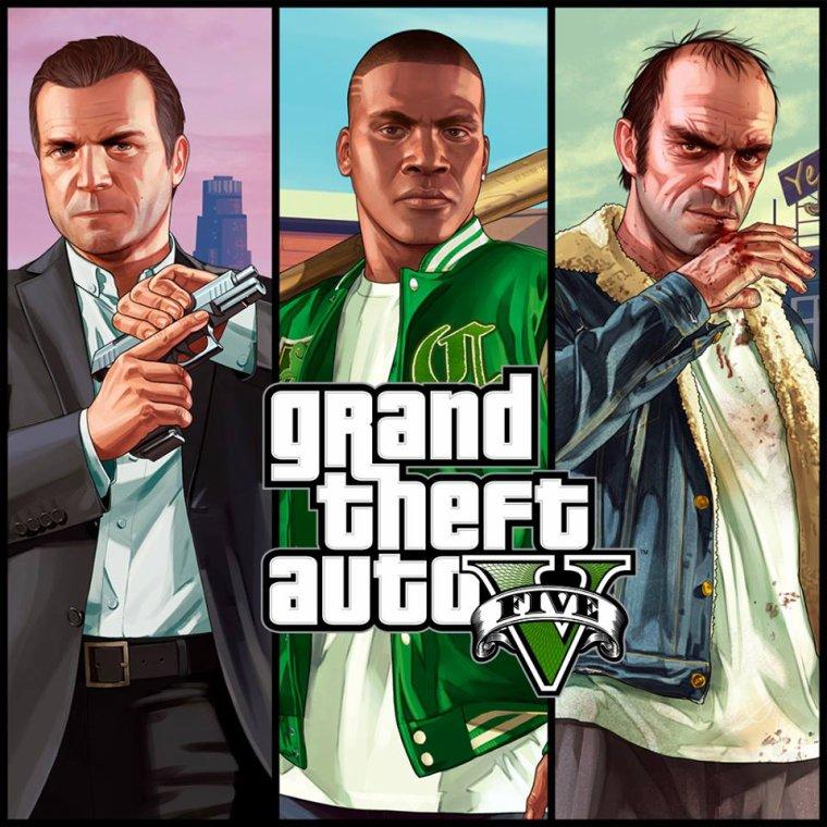 {Sortie} Grand Theft Auto V