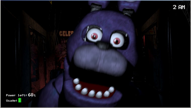 {Gaming Test} Five Nights at Freddy's / PC