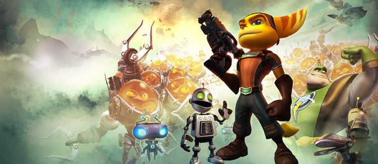 {Gaming Test} Ratchet & Clank Opération Destruction /Ps3