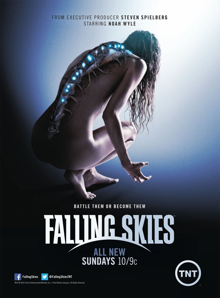 {Double Séries}:Extant & Falling Skies