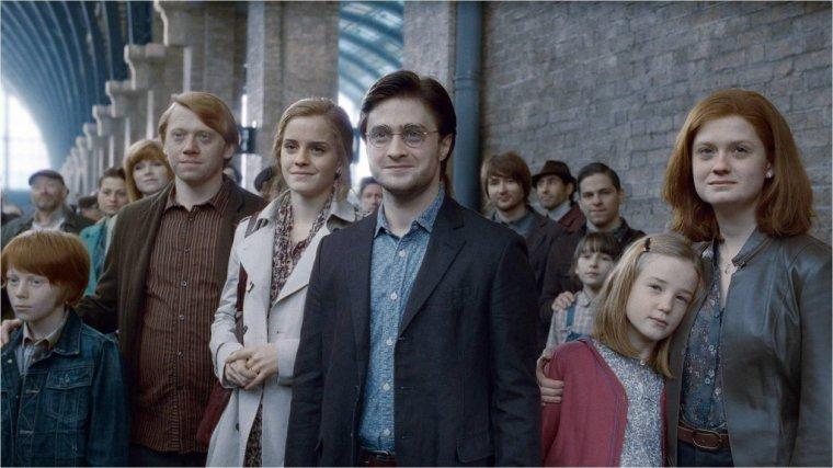 {Cinéma} Harry Potter de retour