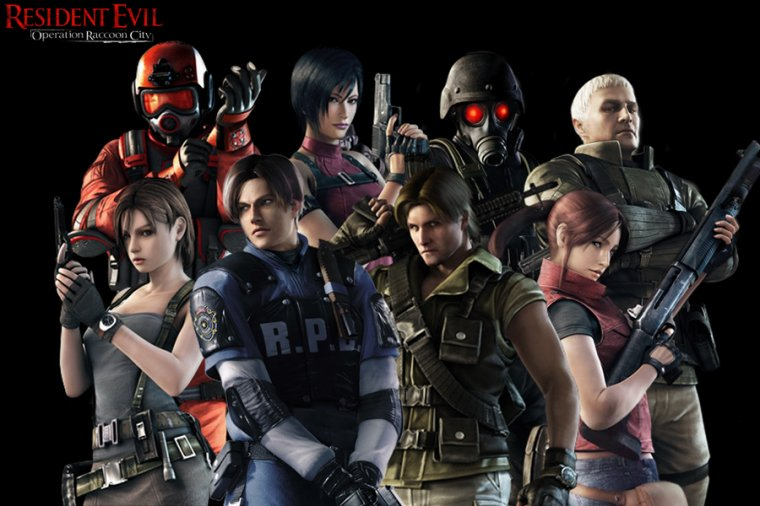 {Gaming Test} Resident Evil: Operation Racoon City /PS3